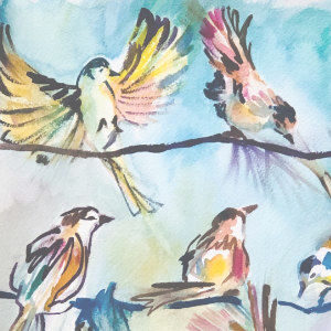 the Singing Sparrow Collection